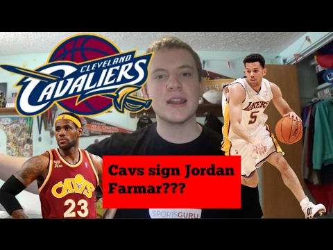 Cavaliers want to sign Jordan Farmar