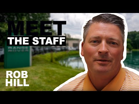 Land Rover Lake Bluff >> Meet Our Land Rover Lake Bluff Staff Rob Hill Interview