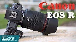 Canon EOS R Mirrorless Digital Camera 24-105mm Lens w/Advanced Photo Travel Bundle  Review