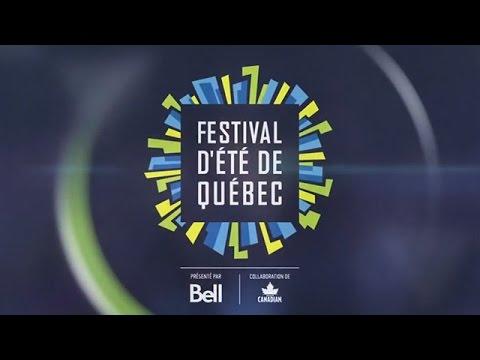 Festival d'été de Québec 2015