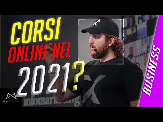 Puoi ancora vendere CORSI ONLINE nel 2021?