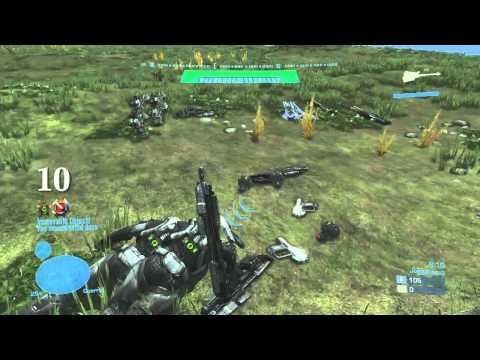 Halo: Reach - Spree Medals