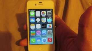 Bypass iPhone iCloud Activation Lock Screen iOS 7