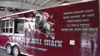 M&r Specialty- Smokin Bull Shack-southern Pride Bbq Trailer