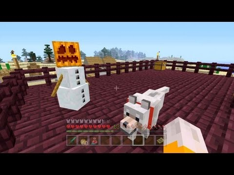 Minecraft Xbox 360 - Title Update 7 - All Information, Details & Additions