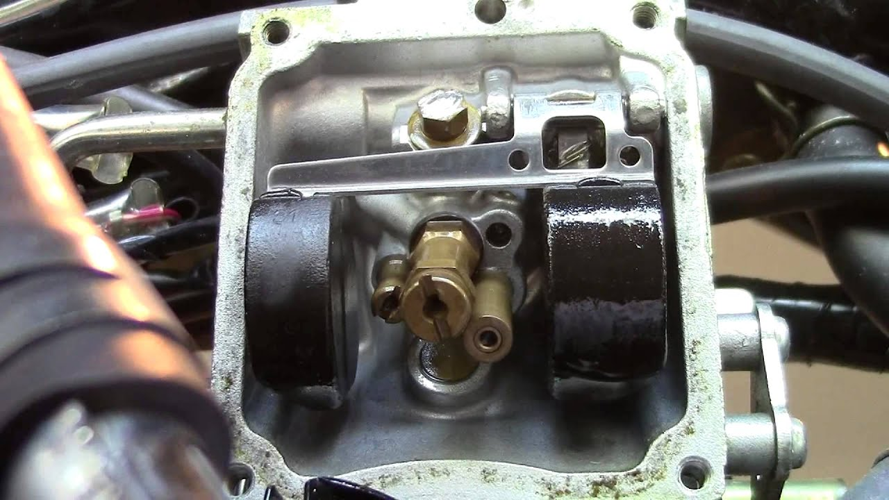 Yamaha Vx Carburetor Jets
