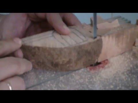 How I make a smoking pipe