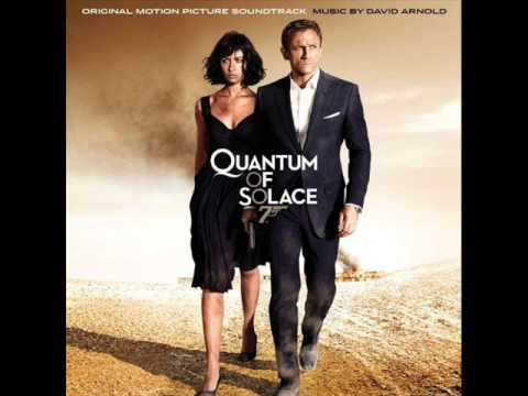 Quantum of Solace - Antoher Way To Die - Instrumental song