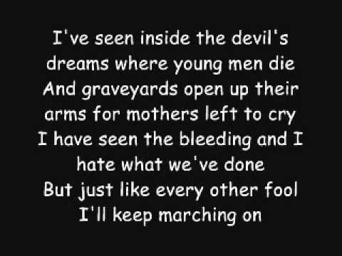 Jack savoretti   Soldier`s Eyes Lyrics