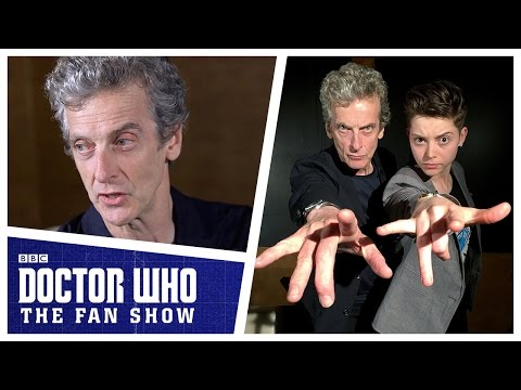 Peter Capaldi On Being A Doctor Who Fan | Doctor Who: The Fan Show