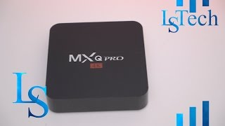MXQ Pro 4K | Ultimate KODI |Android 5.1 | Unboxing and First Look