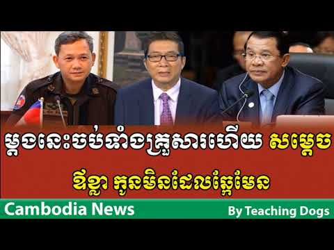 Cambodia News Today RFI Radio France International Khmer Morning Friday 09/22/2017