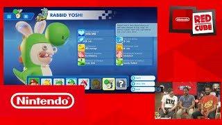 Mario + Rabbids® Kingdom Battle gameplay - gamescom 2017 (Nintendo Switch)