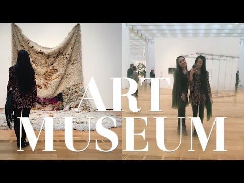 A Trip to The High Museum! [VLOG]
