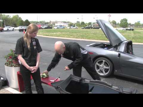 How to Fix a Noisy Removable Top on a C6 Corvette Coupe