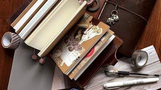 Making Traveler's Notebook Inserts