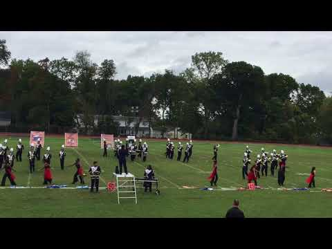 Hackensack High School Marching Band (West Side Story) at Midland Park Competition 2017