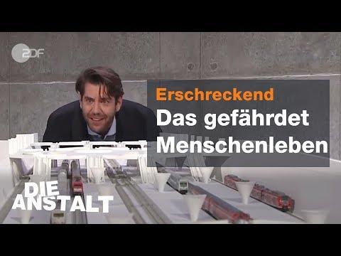 Stuttgart 21 - Die ganze Wahrheit! Die Anstalt vom 29.01.2019 | ZDF