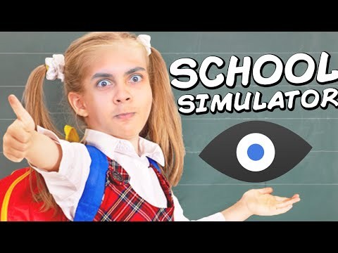 Oculus Rift - SCHOOL SIMULATOR? (Virtual Reality Games)