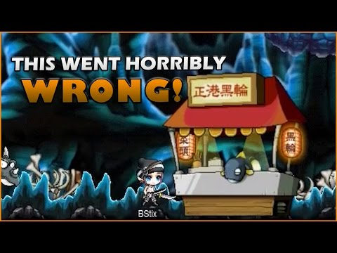 Maplestory Gameplay | THIS WENT HORRIBLY WRONG!