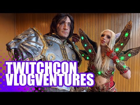 Twitchcon 2017 - Cosplay Contestant Highlights