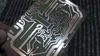 Как сделать печатную плату (How to make a PCB)(Наши сайты http://vip-cxema.org/ http://x-shoker.ru/ Официальная группа канала https://vk.com/club79283215 Группа vip-cxema.org ..., 2015-02-20T17:11:02.000Z)