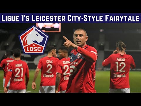 How Lille Won The Ligue 1 Title Against All The Odds