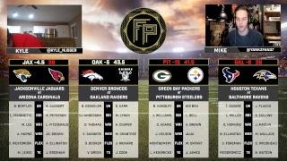 Fantasy Phenom NFL Week 12 Slate Breakdown