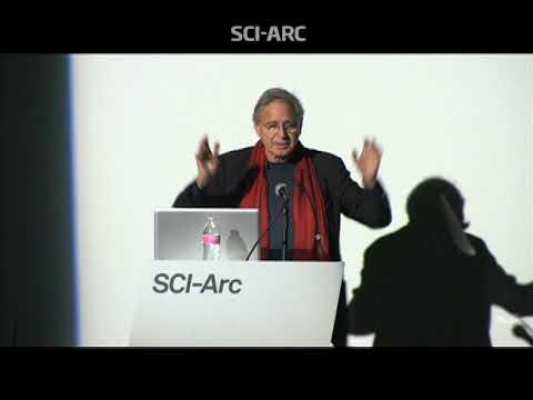 Bernard Tschumi: Concept & Notation (November 10, 2014)