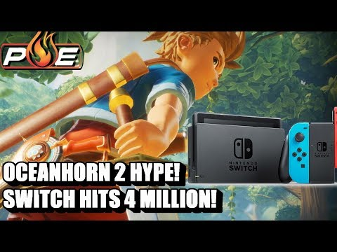 Oceanhorn 2 LOOKS HYPE! But Will It Come To Switch!? Switch Sales Hit 4 Mil In Japan! | NewsEssence