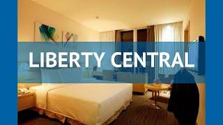 LIBERTY CENTRAL 4* Вьетнам Хошимин обзор – отель ЛИБЕРТИ ЦЕНТРАЛ 4* Хошимин видео обзор