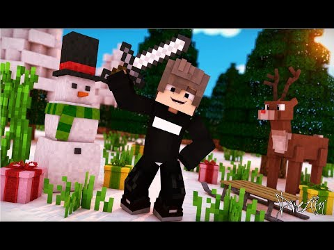 SKYWARS: O PAPAI NOEL ESTÁ NO LOBBY DO SKYMINIGAMES ! ‹ Pr4nt ›