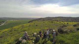 XJ470 quadcopter flight. Israel.  #1