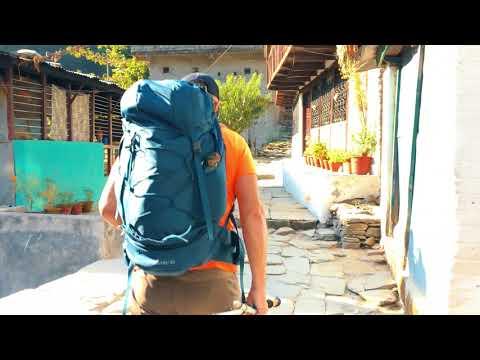 Vandring Annapurna Base Camp november 2017
