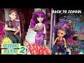 Mal and Ben Family Back To School Morning Routine #2❄️ Evie - Toys - Dolls - Descendants 3 - Kids