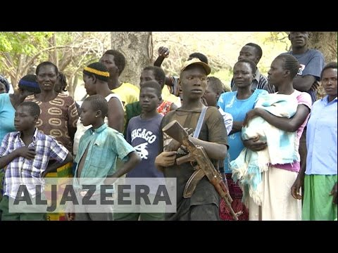 Fighting forces 30,000 people from homes in South Sudan