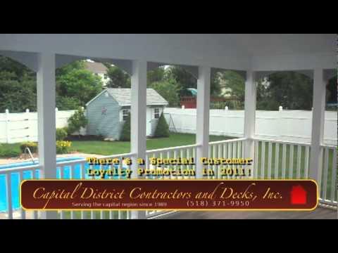 Capital District Contractors & Decks, Inc