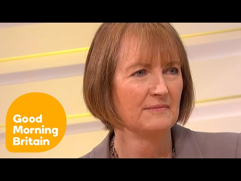 Harriet Harman Says She Felt Unable to Complain About Sexual Harassment | Good Morning Britain