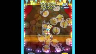 Disney Tsum Tsum - Pinocchio (Skill Level 2)
