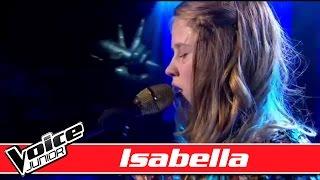 #TeamWafande: Isabella synger