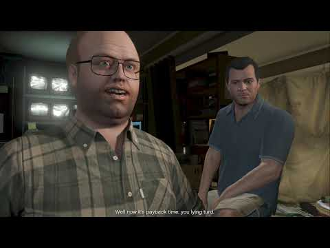 Grand Theft Auto 5 Walkthrough Part 7: Friend Request