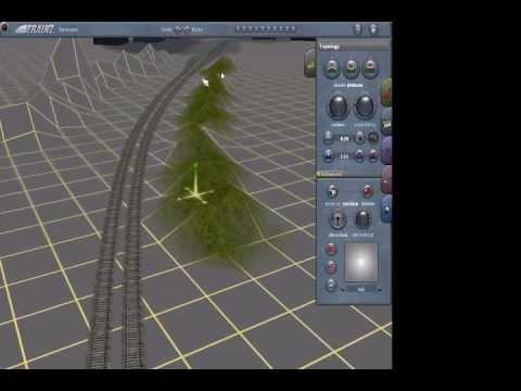 Trainz - Building a High Speed Railway Part 1 - City A