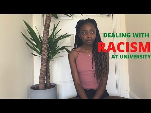 Racism At Edinburgh University | My Experience