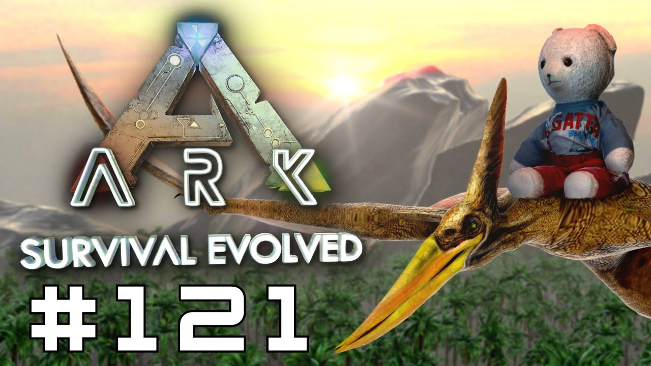 ark survival how to kill alpha raptor