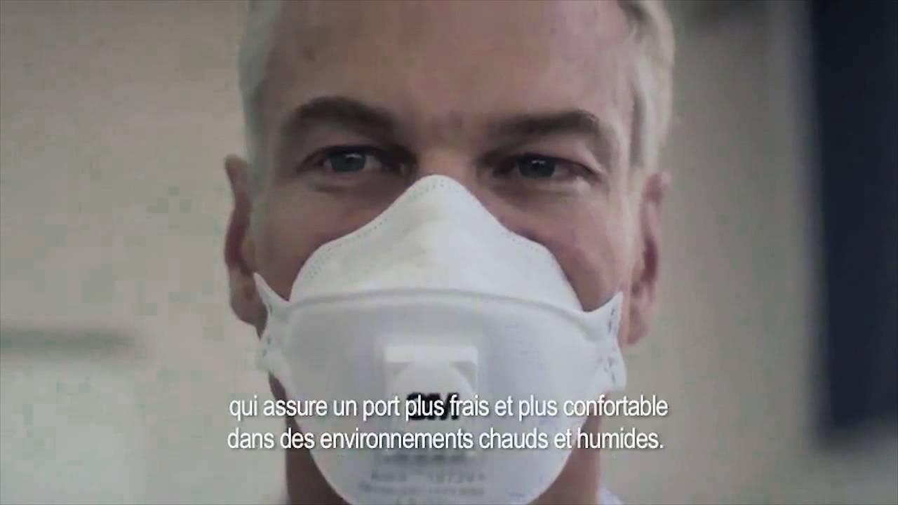 3m aura masque respiratoire