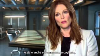 Hunger Games - Il Canto della Rivolta: Parte 1 - Intervista a Julianne Moore