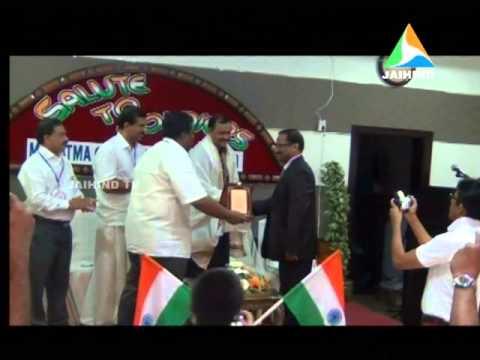 MG CULTURAL FORUM, Middle East Edition News, 18.08.2014, Jaihind TV, Kavya S Babu