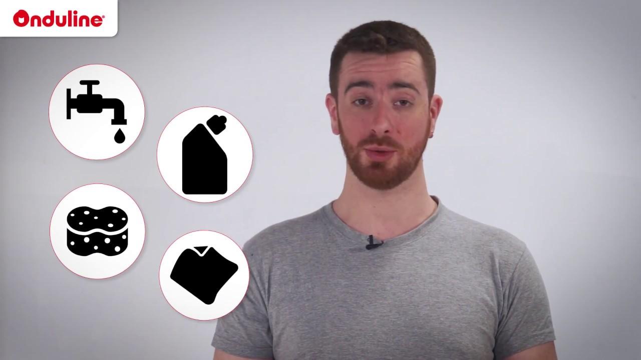 Comment Poser Une Plaque En Polycarbonate Onduline Pcmw Youtube