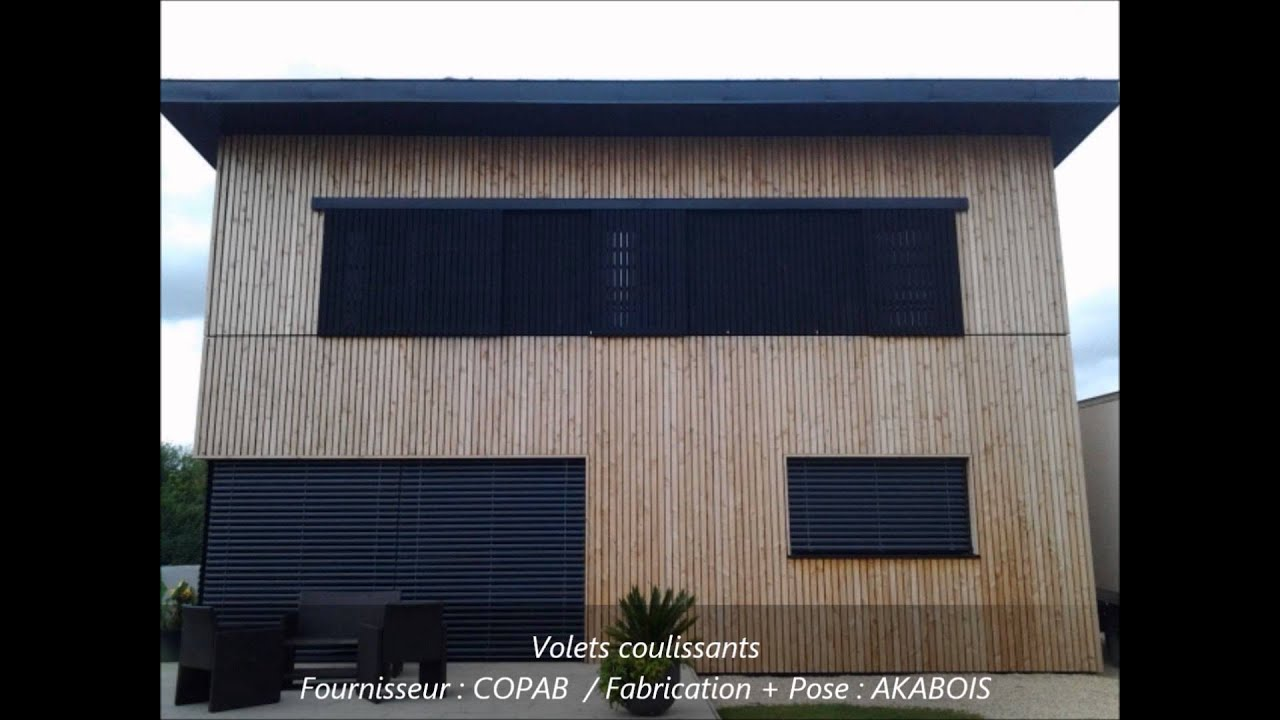 maison passive certifi e passivhaus d 39 akabois youtube. Black Bedroom Furniture Sets. Home Design Ideas