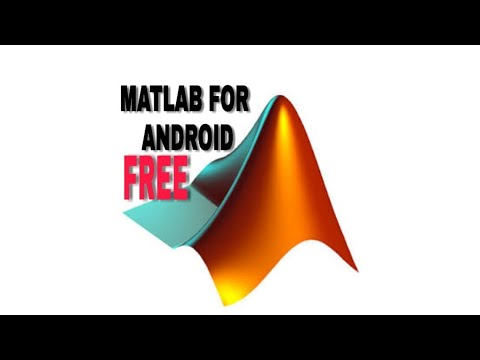 How To Use MATLAB IN Android Mobile FREE!#matlab#programes#simulation#kits